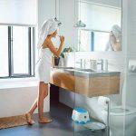 Come posso riscaldare un bagno in economia?