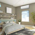 Come riscaldare la camera da letto al meglio