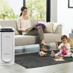 Come pulire l'aria con un purificatore d'aria