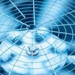 I ventilatori abbassano la temperatura dell'aria?