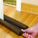 Come evitare gli spifferi da porte e finestre