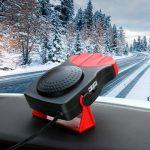 È utile avere una stufa portatile o sbrinatore per auto?