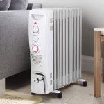 Come scegliere un radiatore ad olio adatto a una stanza