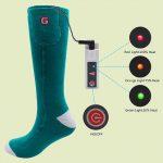 Come scegliere i calzini riscaldati elettrici per uomo o donna