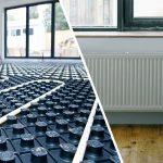 Meglio i termosifoni o il riscaldamento a pavimento?