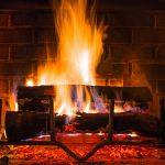 Come riscaldare l'intera casa con un camino?